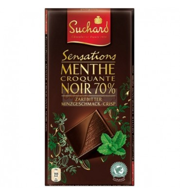 Suchard Sensations mäta
